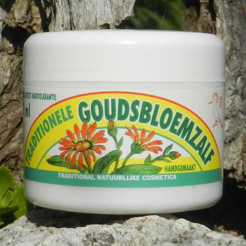 TRADITIONELE GOUDSBLOEMZALF (CALENDULA ZALF) 50 ml