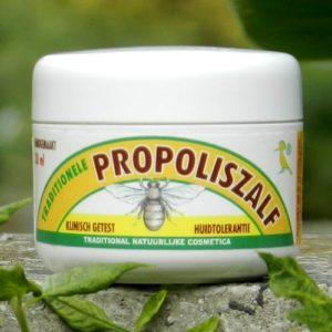 PROPOLISZALF | Dr. Dudek - Traditionele handgemaakte natuurcosmetica