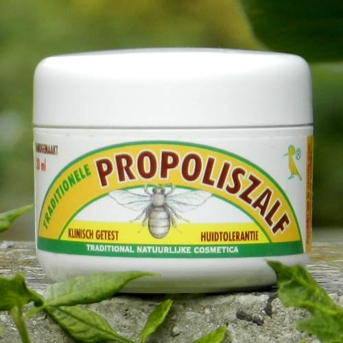 TRADITIONELE PROPOLISZALF 30 ml